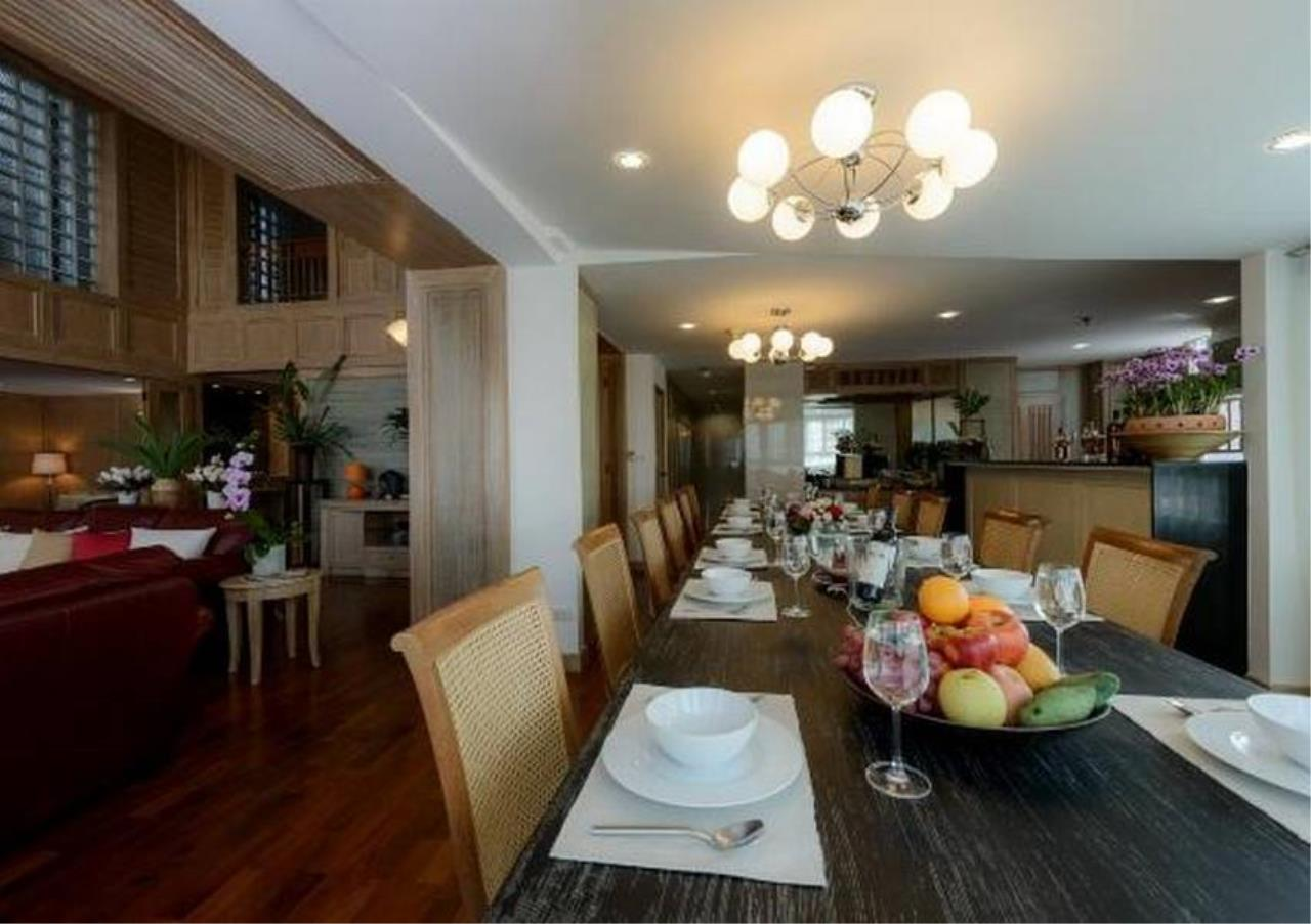 Bangkok Residential Agency's 5 Bed Penthouse For Rent in Phrom Phong BR0406AP 5