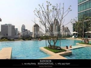 Bangkok Residential Agency's 3 Bed Apartment For Rent in Phloenchit BR0443AP 8