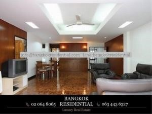 Bangkok Residential Agency's 3 Bed Apartment For Rent in Thonglor BR0492AP 48