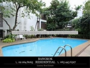 Bangkok Residential Agency's 3 Bed Apartment For Rent in Thonglor BR0492AP 27