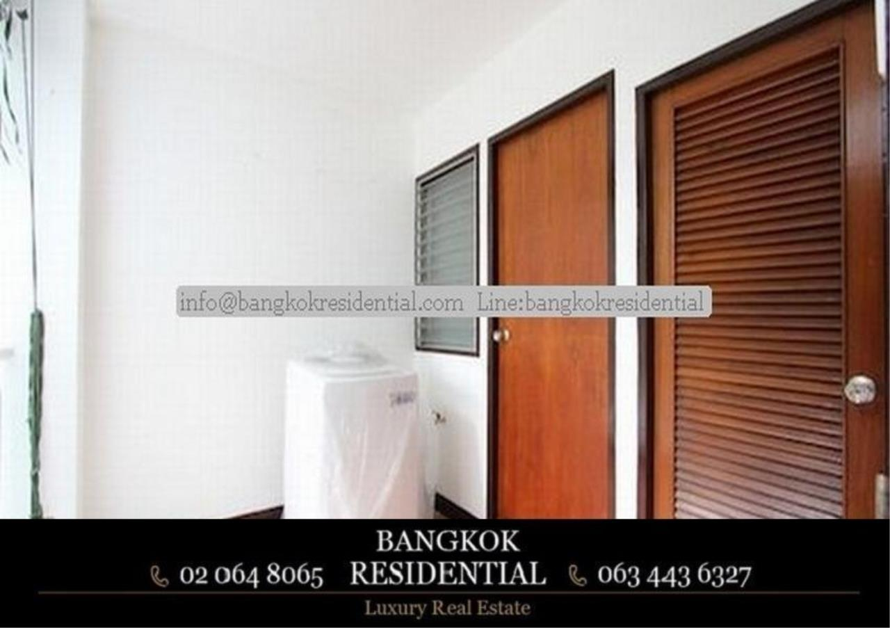 Bangkok Residential Agency's 3 Bed Apartment For Rent in Thonglor BR0492AP 9