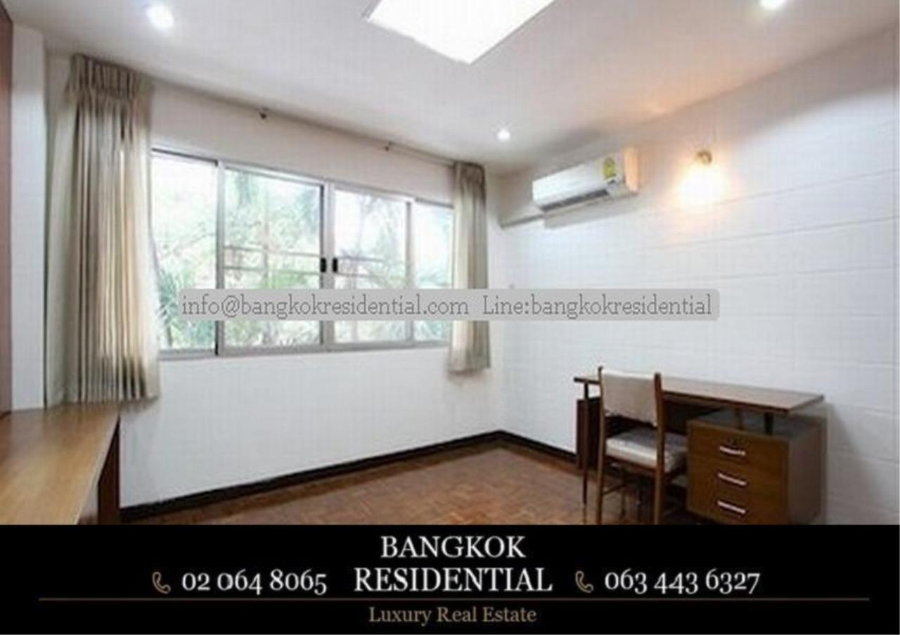 Bangkok Residential Agency's 3 Bed Apartment For Rent in Thonglor BR0492AP 10
