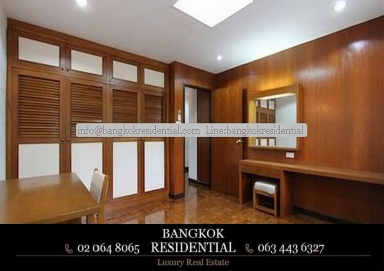 Bangkok Residential Agency's 3 Bed Apartment For Rent in Thonglor BR0492AP 11