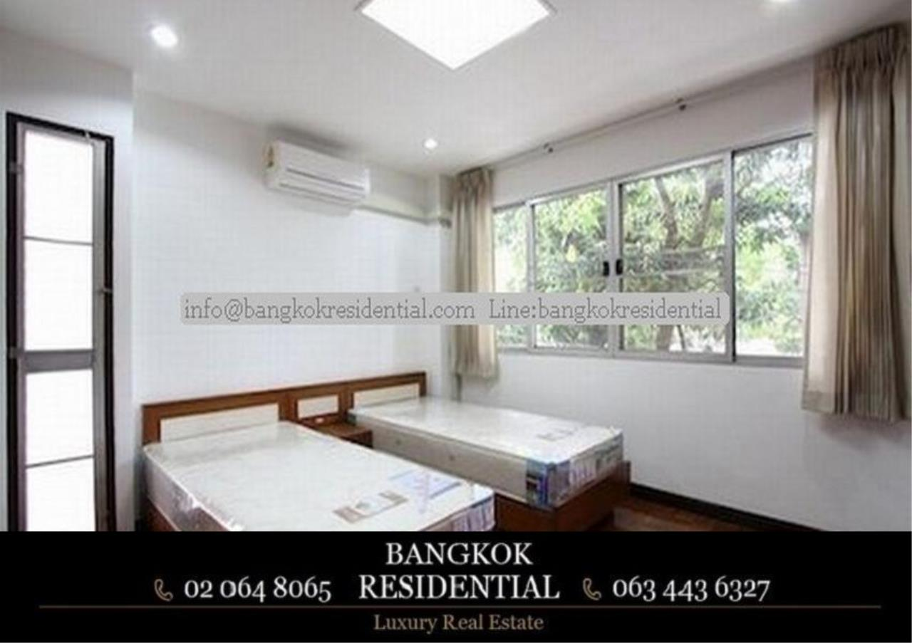 Bangkok Residential Agency's 3 Bed Apartment For Rent in Thonglor BR0492AP 12