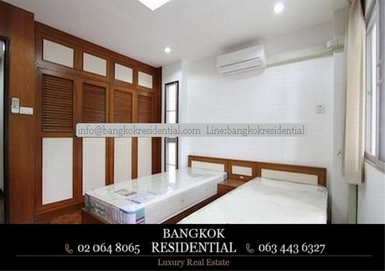 Bangkok Residential Agency's 3 Bed Apartment For Rent in Thonglor BR0492AP 13