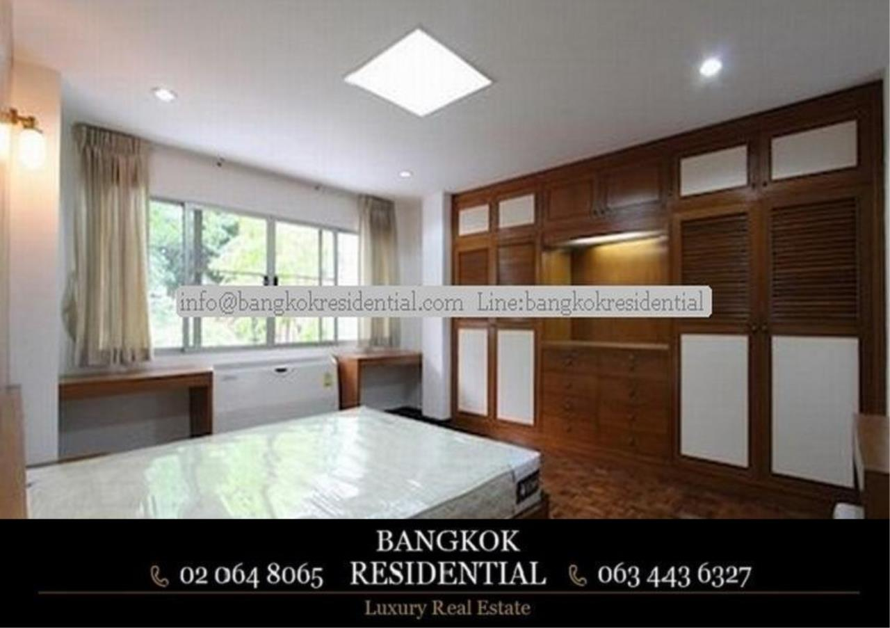 Bangkok Residential Agency's 3 Bed Apartment For Rent in Thonglor BR0492AP 14