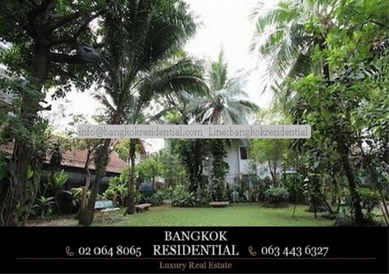 Bangkok Residential Agency's 3 Bed Apartment For Rent in Thonglor BR0492AP 21