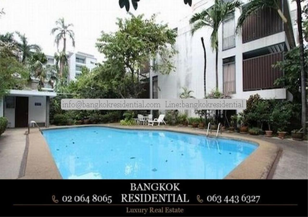 Bangkok Residential Agency's 3 Bed Apartment For Rent in Thonglor BR0492AP 23