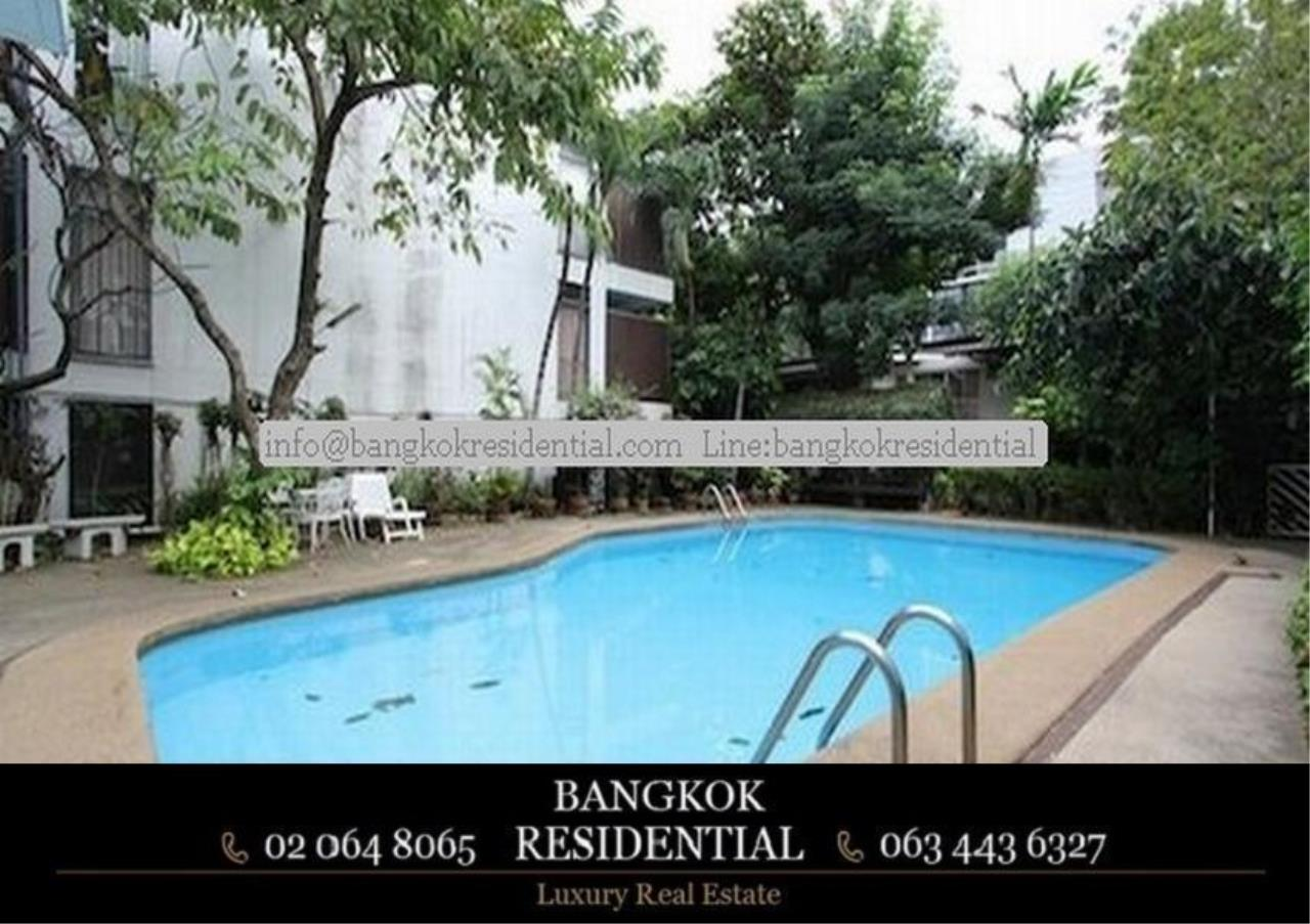Bangkok Residential Agency's 3 Bed Apartment For Rent in Thonglor BR0492AP 24