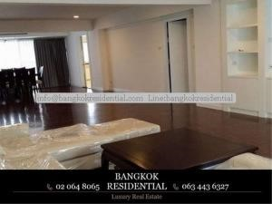 Bangkok Residential Agency's 3 Bed Apartment For Rent in Nana BR0533AP 35
