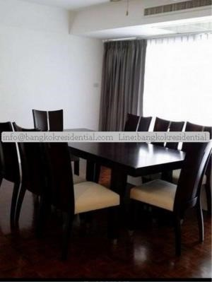 Bangkok Residential Agency's 3 Bed Apartment For Rent in Nana BR0533AP 33