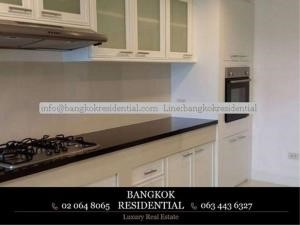 Bangkok Residential Agency's 3 Bed Apartment For Rent in Nana BR0533AP 31