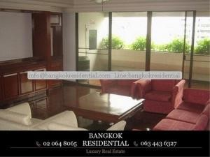 Bangkok Residential Agency's 3 Bed Apartment For Rent in Nana BR0572AP 35