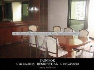 Bangkok Residential Agency's 3 Bed Apartment For Rent in Nana BR0572AP 33