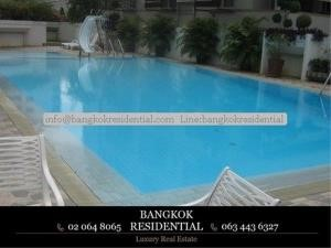 Bangkok Residential Agency's 3 Bed Apartment For Rent in Nana BR0572AP 24
