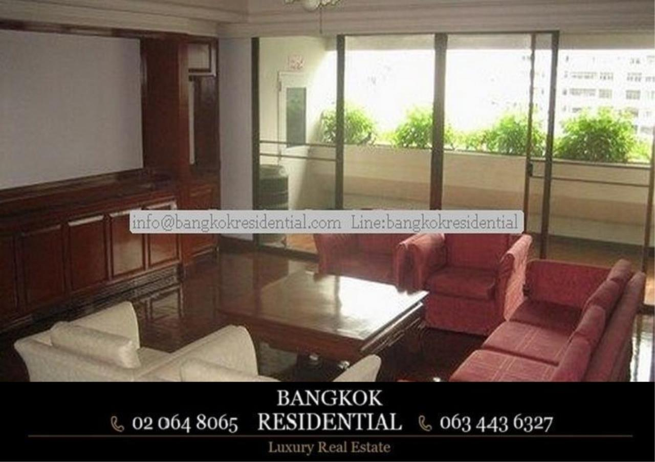 Bangkok Residential Agency's 3 Bed Apartment For Rent in Nana BR0572AP 10