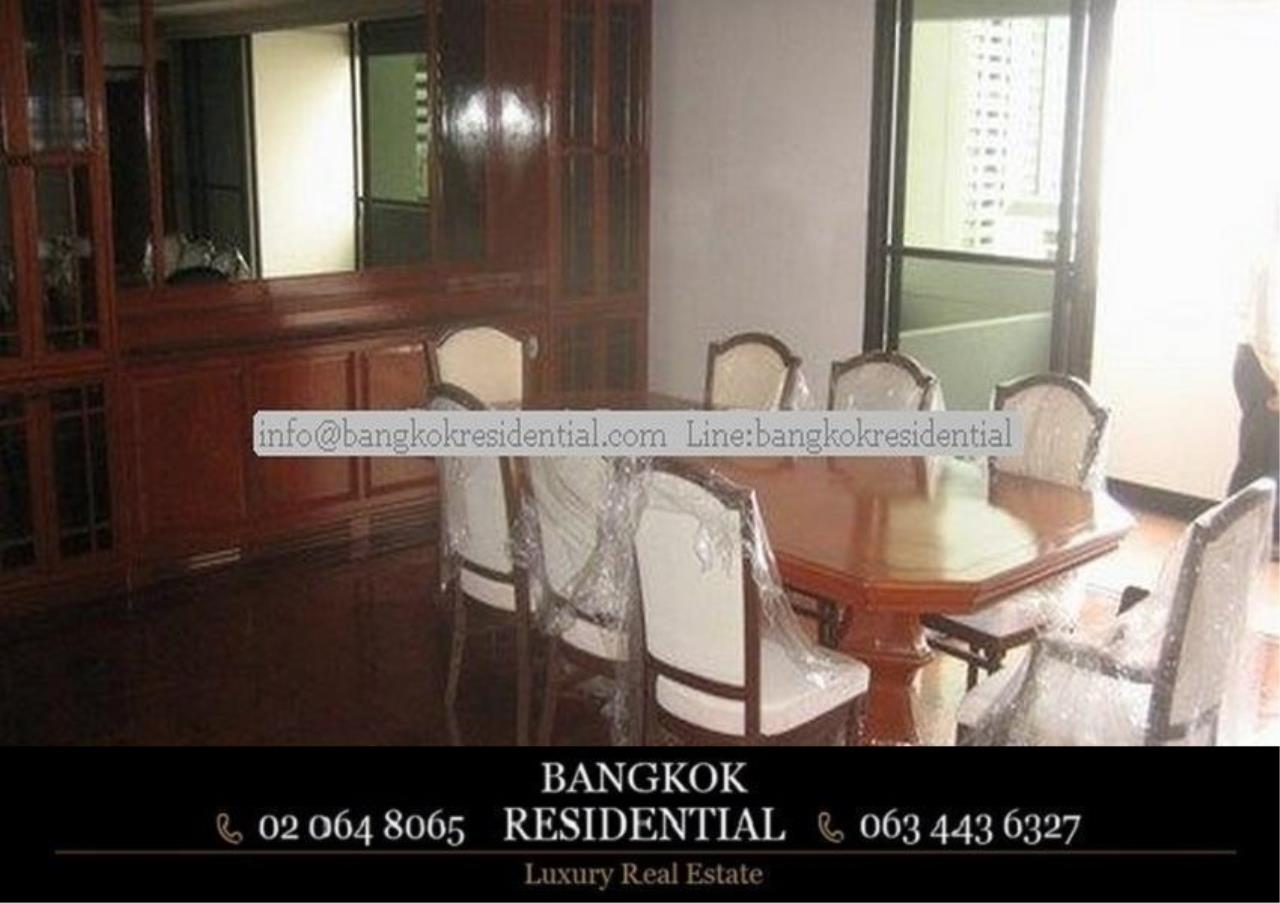 Bangkok Residential Agency's 3 Bed Apartment For Rent in Nana BR0572AP 12