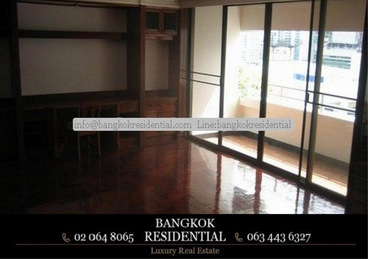 Bangkok Residential Agency's 3 Bed Apartment For Rent in Nana BR0572AP 14