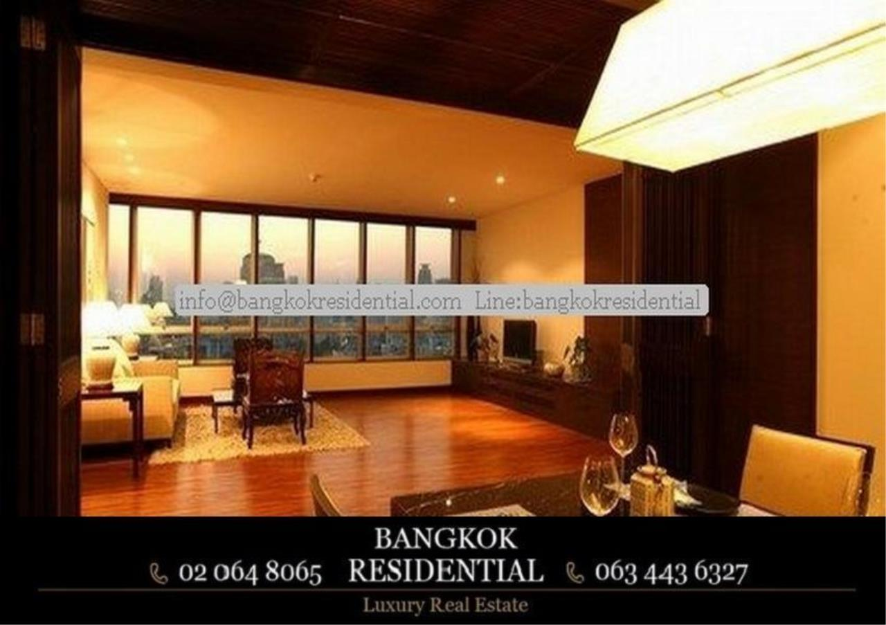 Bangkok Residential Agency's 3 Bed Apartment For Rent in Thonglor BR0577AP 5