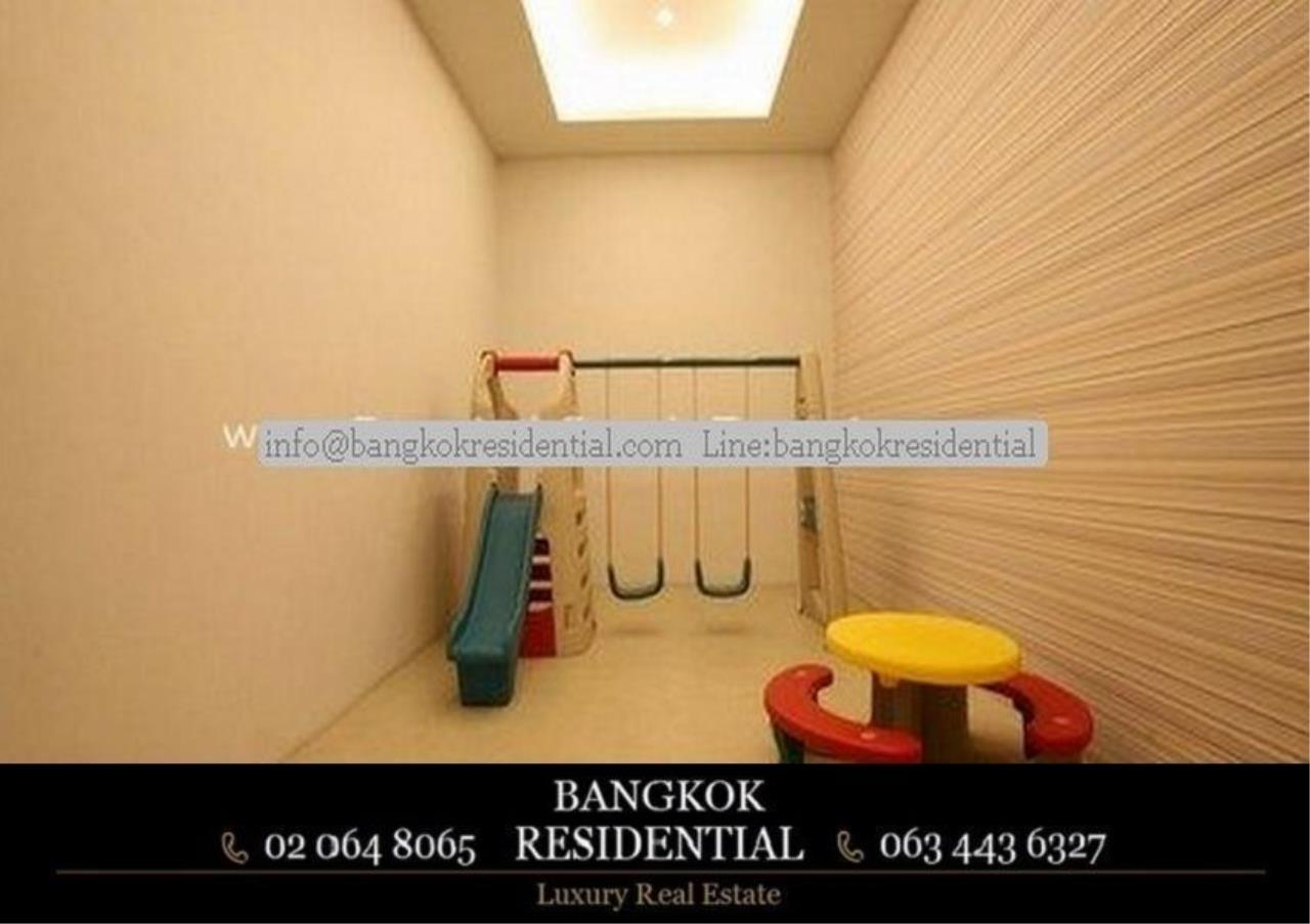 Bangkok Residential Agency's 3 Bed Apartment For Rent in Thonglor BR0577AP 12