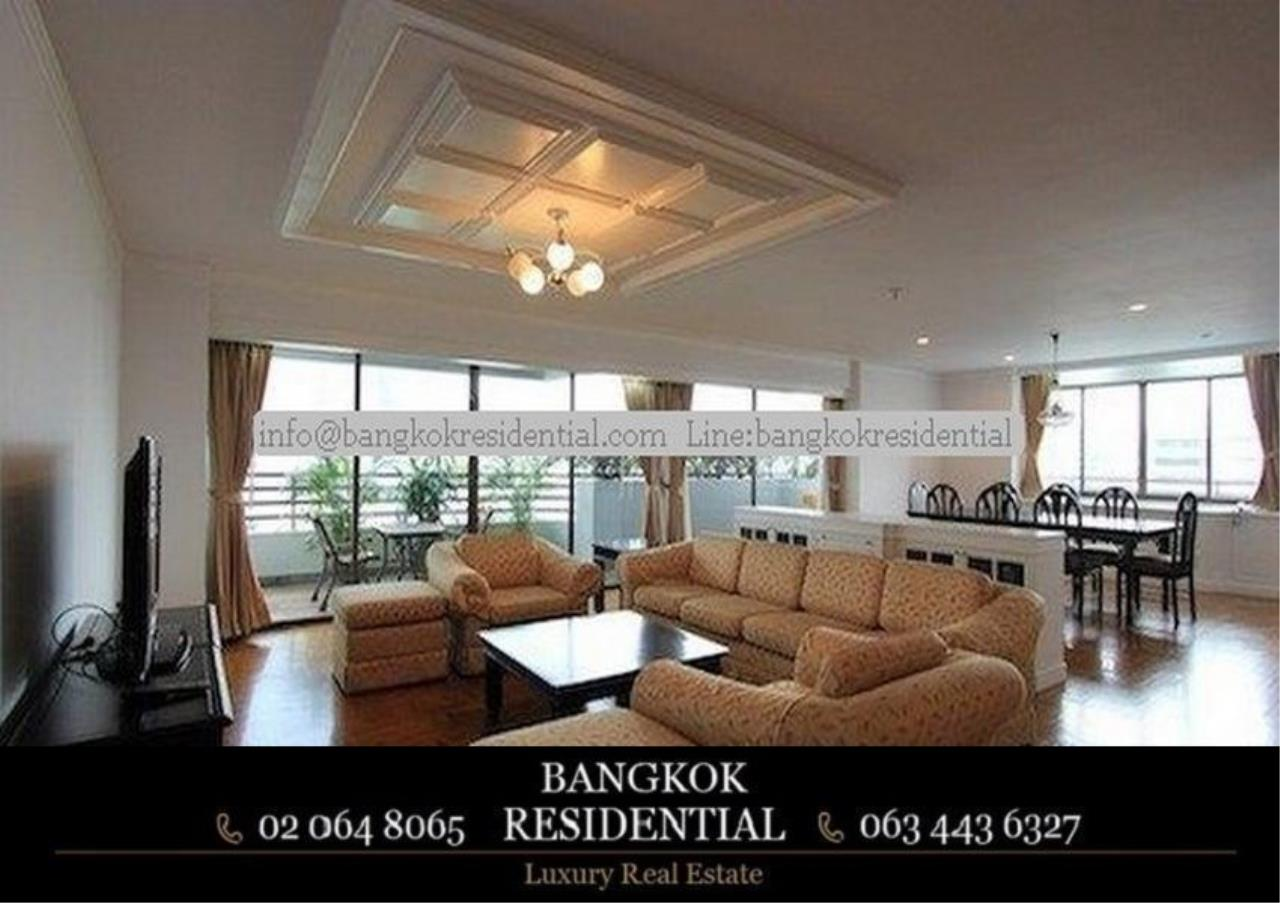 Bangkok Residential Agency's 3 Bed Apartment For Rent in Nana BR0583AP 7