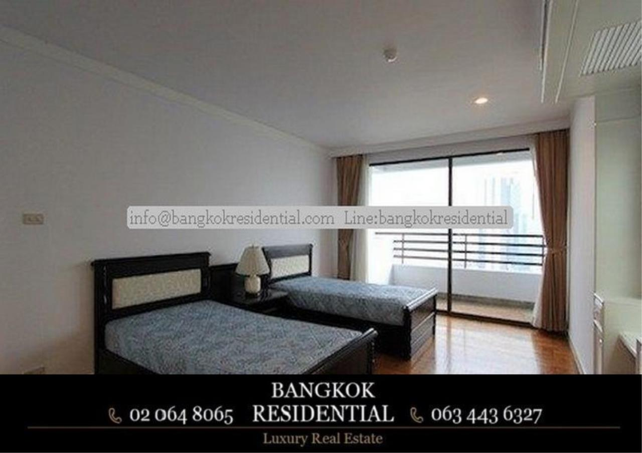 Bangkok Residential Agency's 3 Bed Apartment For Rent in Nana BR0583AP 15