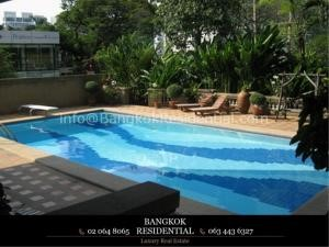 Bangkok Residential Agency's 3 Bed Apartment For Rent in Phrom Phong BR0632AP 2