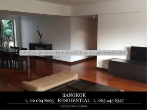 Bangkok Residential Agency's 3 Bed Apartment For Rent in Phloenchit BR0639AP 61