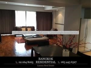 Bangkok Residential Agency's 3 Bed Apartment For Rent in Phloenchit BR0639AP 58