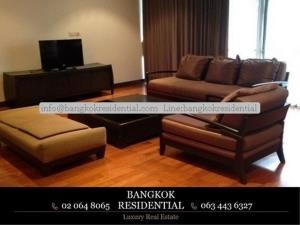 Bangkok Residential Agency's 3 Bed Apartment For Rent in Phloenchit BR0639AP 57