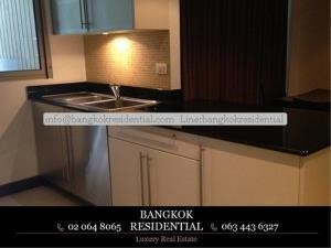 Bangkok Residential Agency's 3 Bed Apartment For Rent in Phloenchit BR0639AP 51