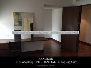 Bangkok Residential Agency's 3 Bed Apartment For Rent in Phloenchit BR0639AP 48
