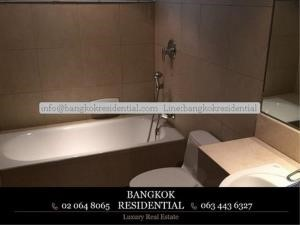 Bangkok Residential Agency's 3 Bed Apartment For Rent in Phloenchit BR0639AP 41
