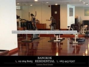 Bangkok Residential Agency's 3 Bed Apartment For Rent in Phloenchit BR0639AP 34