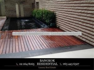 Bangkok Residential Agency's 3 Bed Apartment For Rent in Phloenchit BR0639AP 33