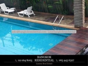Bangkok Residential Agency's 3 Bed Apartment For Rent in Phloenchit BR0639AP 32