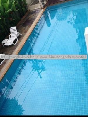 Bangkok Residential Agency's 3 Bed Apartment For Rent in Phloenchit BR0639AP 31
