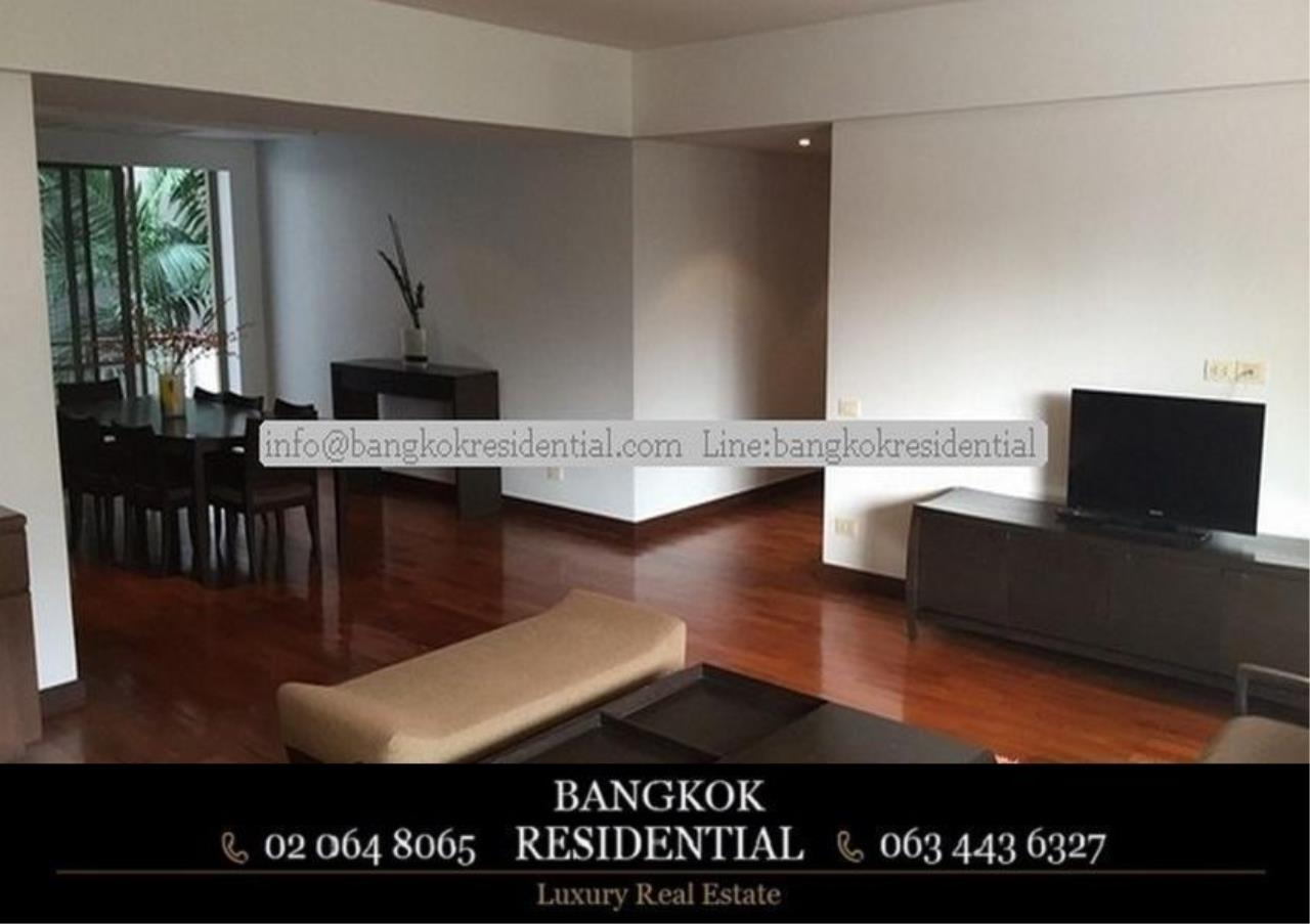 Bangkok Residential Agency's 3 Bed Apartment For Rent in Phloenchit BR0639AP 5