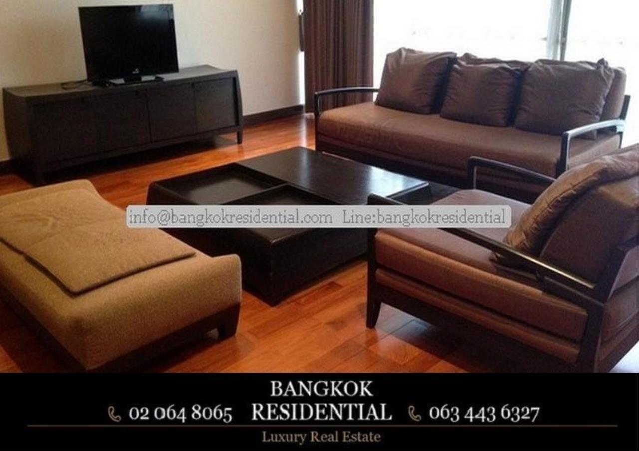 Bangkok Residential Agency's 3 Bed Apartment For Rent in Phloenchit BR0639AP 6