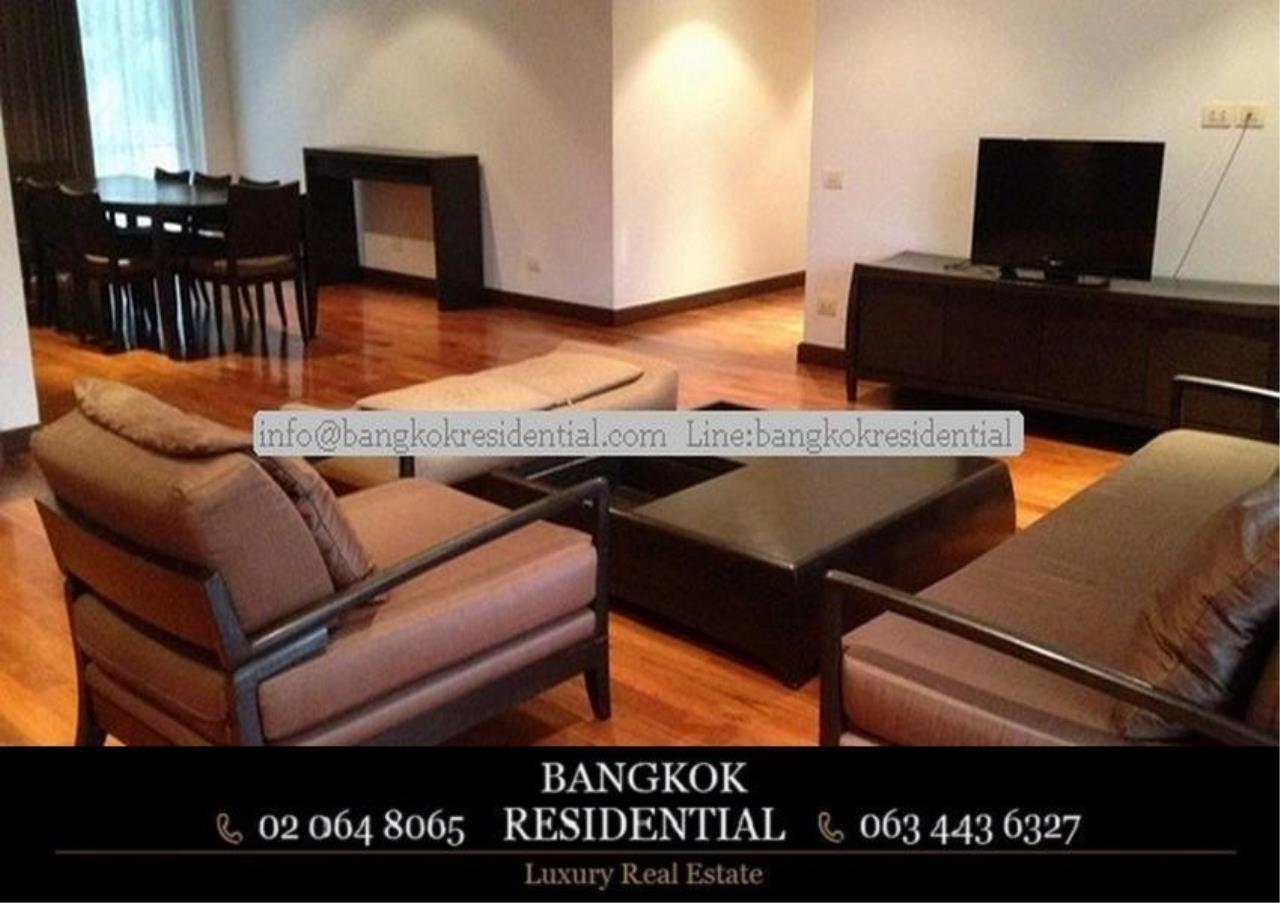 Bangkok Residential Agency's 3 Bed Apartment For Rent in Phloenchit BR0639AP 7