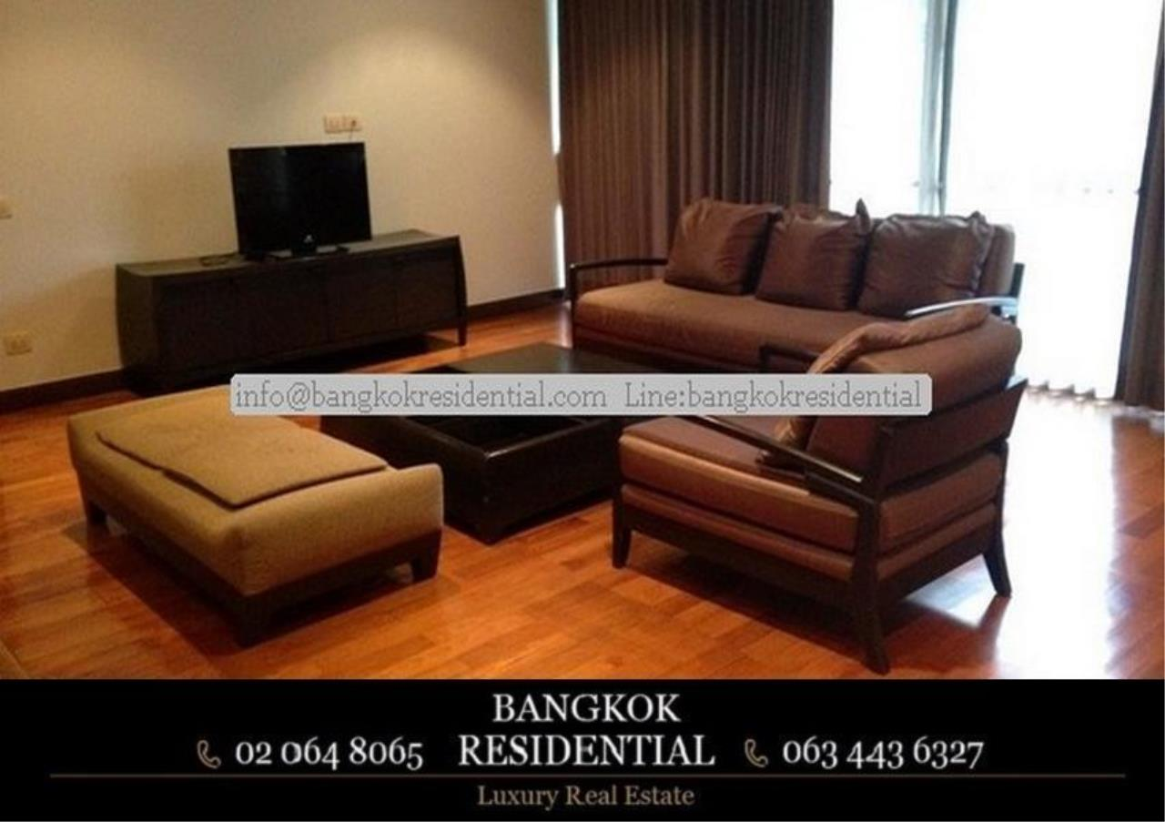 Bangkok Residential Agency's 3 Bed Apartment For Rent in Phloenchit BR0639AP 9