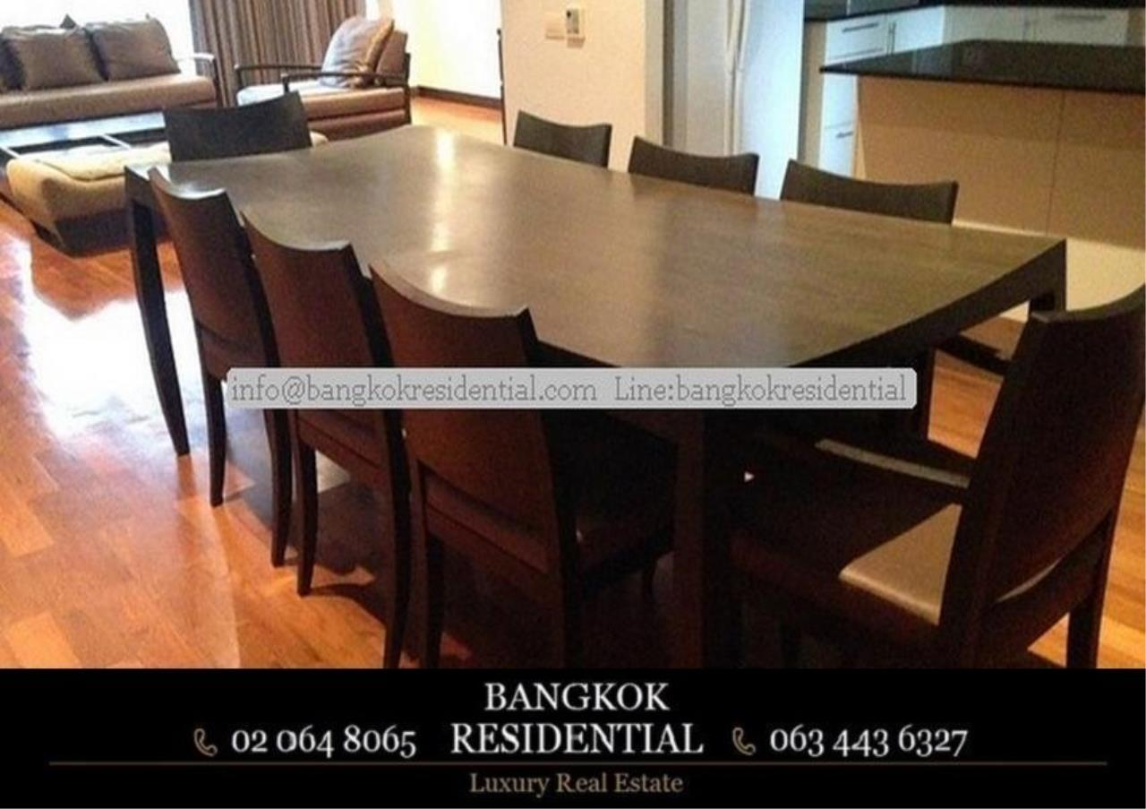 Bangkok Residential Agency's 3 Bed Apartment For Rent in Phloenchit BR0639AP 13