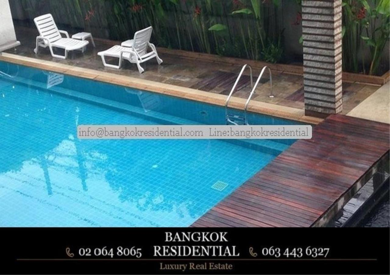 Bangkok Residential Agency's 3 Bed Apartment For Rent in Phloenchit BR0639AP 30