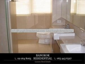 Bangkok Residential Agency's 3 Bed Apartment For Rent in Phloenchit BR0640AP 18
