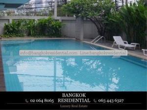 Bangkok Residential Agency's 3 Bed Apartment For Rent in Phloenchit BR0640AP 13