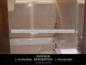 Bangkok Residential Agency's 3 Bed Apartment For Rent in Phloenchit BR0640AP 12
