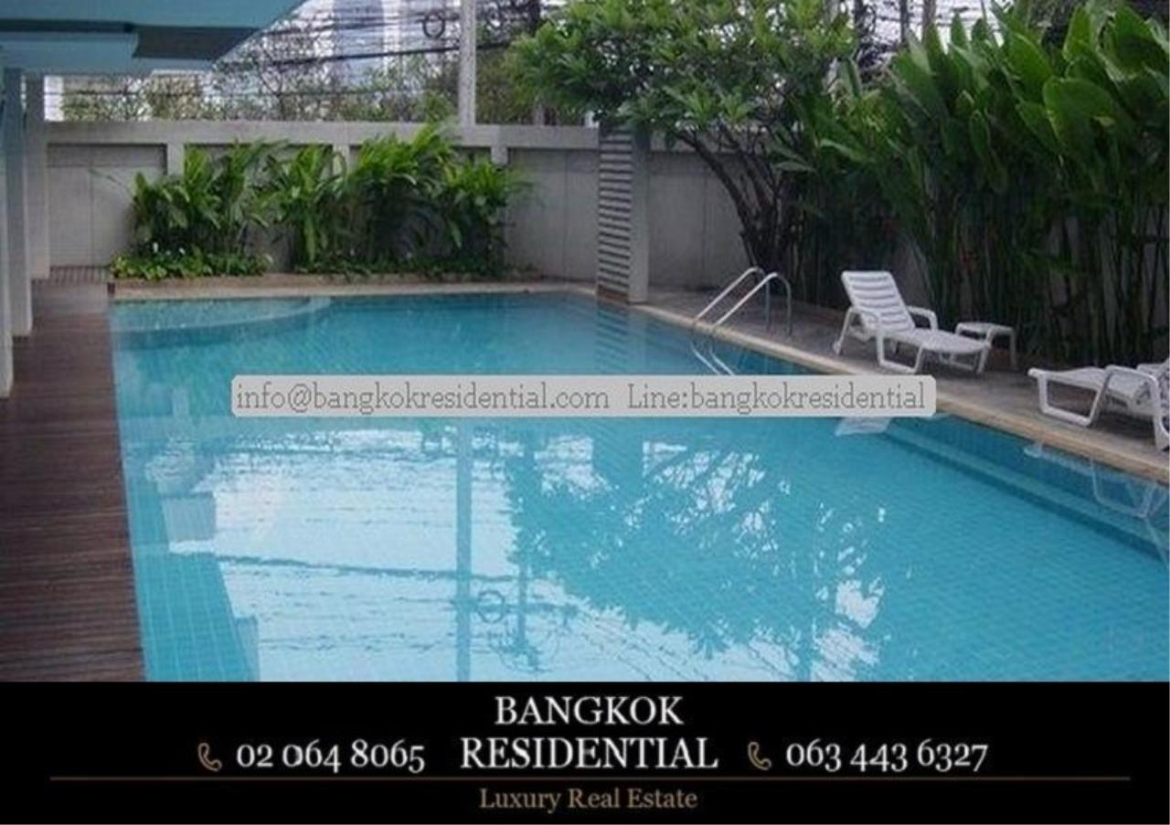 Bangkok Residential Agency's 3 Bed Apartment For Rent in Phloenchit BR0640AP 10