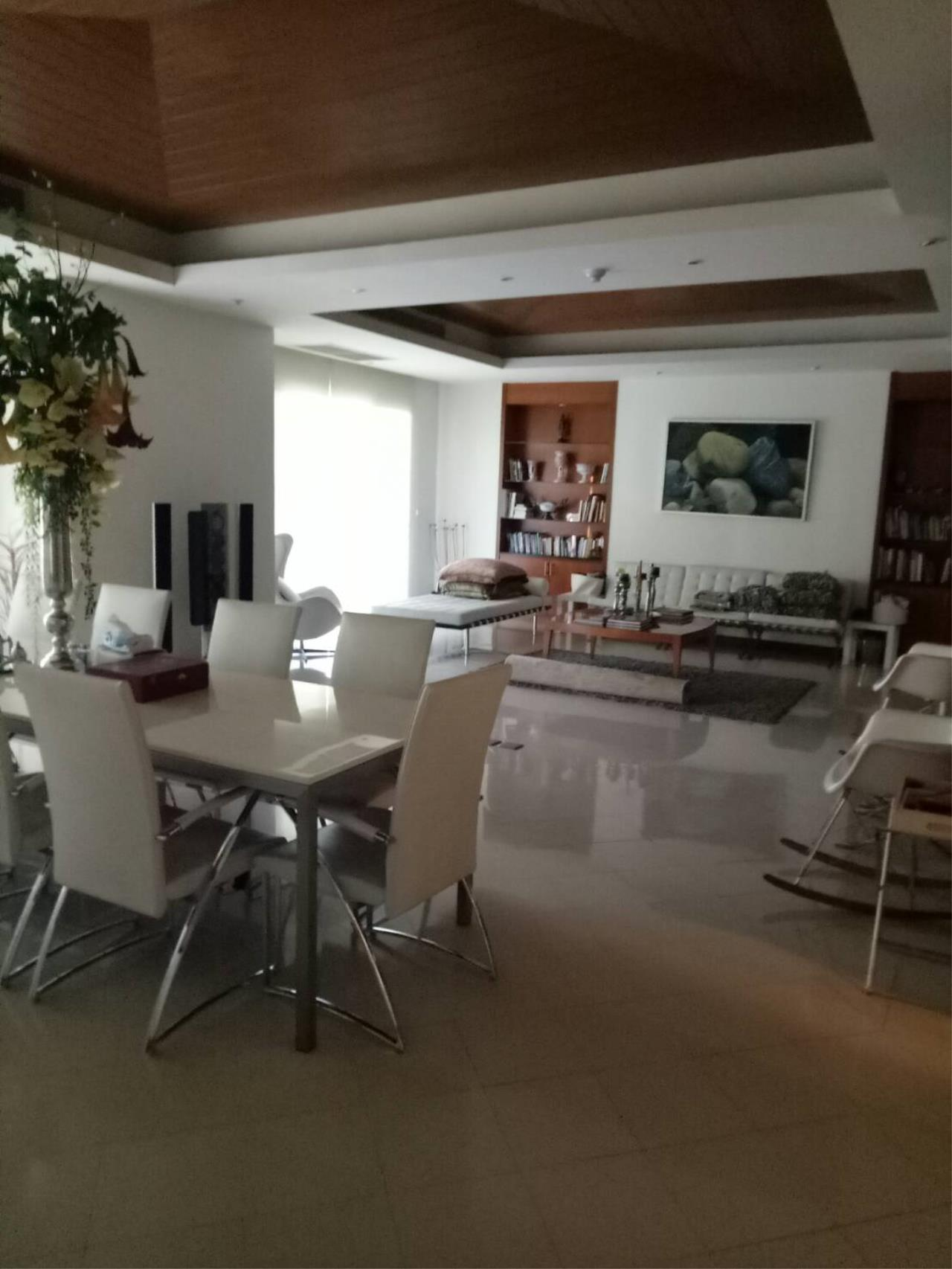 Bangkok Residential Agency's 5 Bed Duplex Apartment For Rent in Sathorn BR0650AP 1
