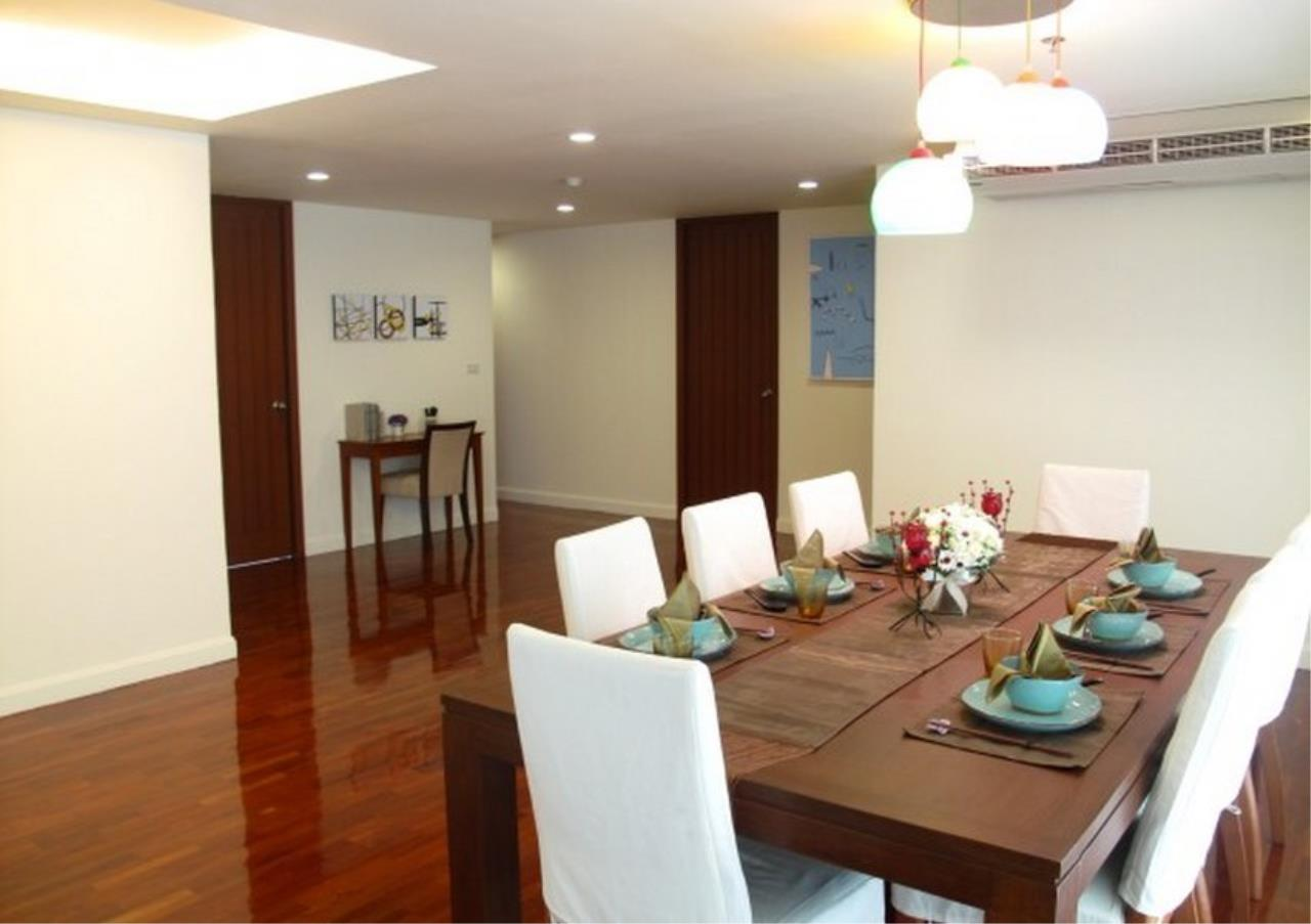 Bangkok Residential Agency's 3 Bed Apartment For Rent in Sathorn BR0657AP 3