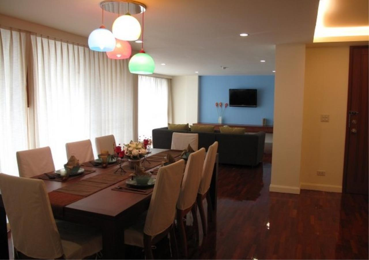 Bangkok Residential Agency's 3 Bed Apartment For Rent in Sathorn BR0657AP 4